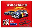 Circuito Crazy Rally escala 1:43, 6,7 metros de pista Compact. Scalextric Compact