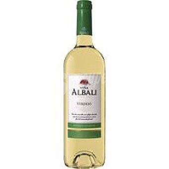 Viña Albali Vino Blanco Botella 75 cl
