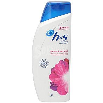 H&S Champú anticaspa para cabello seco, dañado o encrespado Bote 600 ml