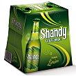 Cerveza Cruzcampo Shandy con limón Pack de 6 botellas de 25 cl Cruzcampo