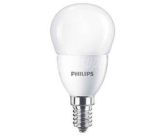 Philips Bombilla led esférica E14 7W