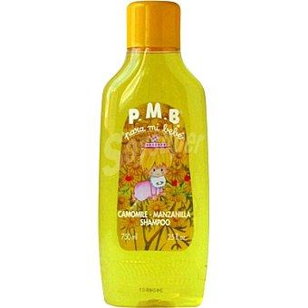 P.M.B. para mi bebé Champú camomila-manzanilla bote 750 ml bote 750 ml