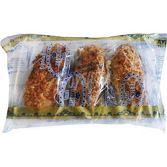 UPITA Tortas bizcochadas Bandeja 160 g