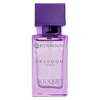 Flor de Mayo Eau toilette mujer bouquet freedom vaporizador Botella 18 ml