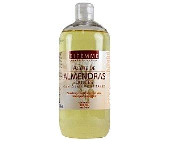 BIFEMME Aceite Almendras 500 ml