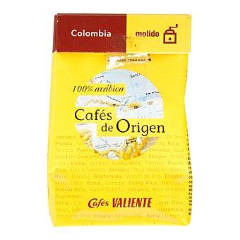 CAFÉS VALIENTE Cafe molido Colombia 250 g