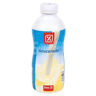 DIA Yogur líquido natural azucarado botella 750 g 750 g
