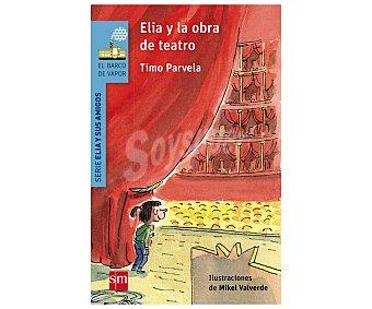 SM Elia y la obra de teatro 1 Unidad
