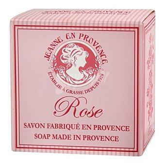 Jeanne en Provence Jabón de rosas en pastilla 100 g