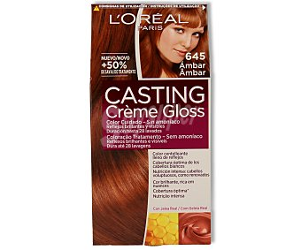 Casting Crème Gloss L'Oréal Paris Tinte Ambre Nº 645 1u