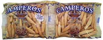 Hacendado Picos camperos Pack 2 x 200 g - 400 g