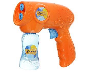 HTI Pistola lanzadora de burbujas, a la cual se le pude acoplar la fantástica solución Double Bubble. No recomendado a menores de 3 años 1 unidad
