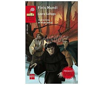 Editorial SM Finis Mundi, laura gallego garcía. Género: infantil, juvenil. Editorial El barco de vapor rojo