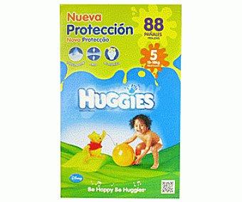 Huggies Pañal Superjumbo Talla 5 Paquete 88 unid