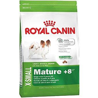 Royal Canin Alimento especial para perros de entre 8 y 12 años de razas muy pequeñas 4 kg