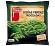 Judías verdes redondas troceadas Bolsa 400 g Findus