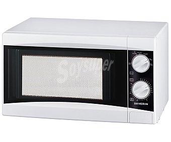 Severin Microond. sin grill 17L 7809 1 unidad