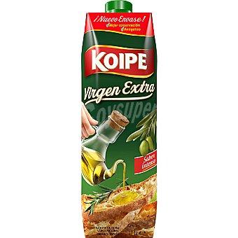 Koipe Aceite de oliva virgen extra Brik 1 l