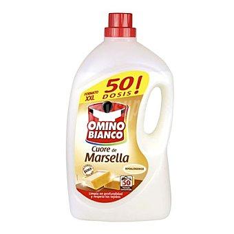 Omino Bianco Detergente liquido marsella 50 lavados