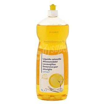 Carrefour Lavavajillas concentrado limón 1 l