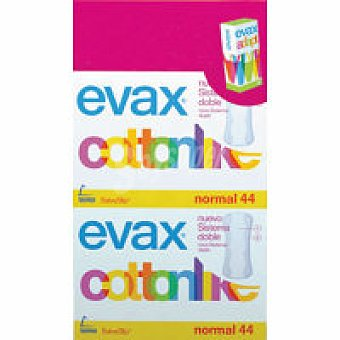 Evax Salvaslip Normal Pack 2x44 unid. + Regalo