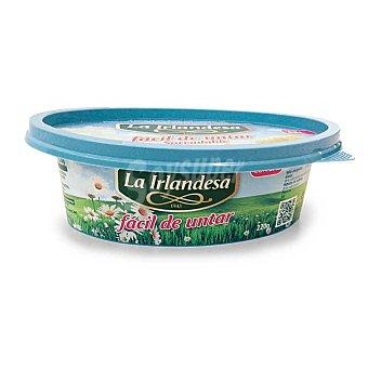 La Irlandesa Mantequilla con sal fácil de untar Tarrina 220 g