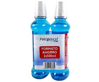 Parogencyl Colutorio para enjuague bucal (ayuda al tratamiento y prevención de la gingivitis) 2 x 500 ml