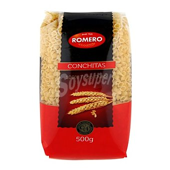 Romero Pasta en conchitas 500 g