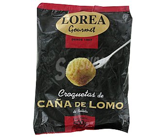 Lorea Croquetas de lomo de bellota 500 gramos