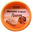 Queso mousse de nueces Tarrina de 150 g Hacendado