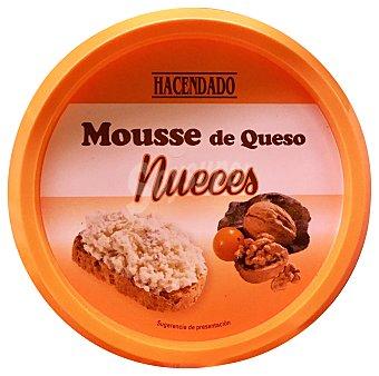 HACENDADO Queso mousse de nueces Tarrina de 150 g
