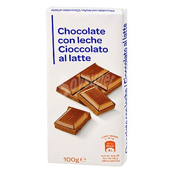 Carrefour Chocolate leche 100 g
