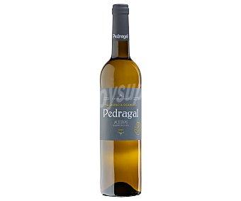 PEDRAGAL Vino blanco con denominación de origen Valdeorras Botella de 75 cl
