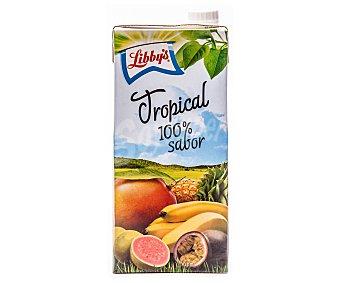 Libby's Zumo tropical Brick de 1 litro