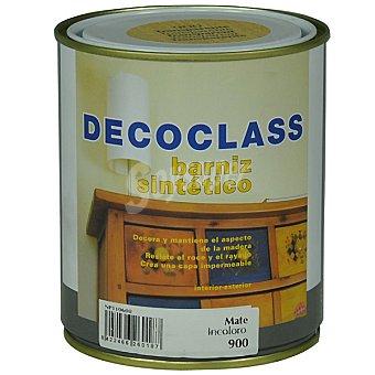DECOCLASS Barniz sintético mate incoloro 750 ml