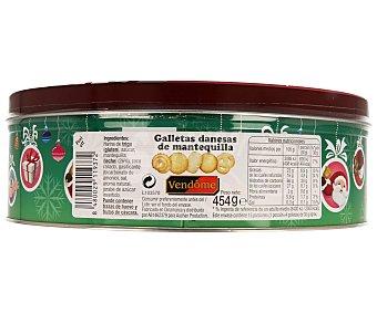 Vendome Galletas Danesas de Mantequilla 454 Gramos