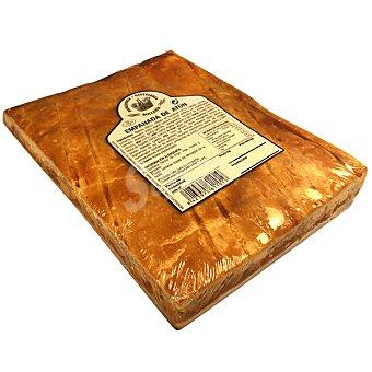 Empanada de hojaldre de atún pieza 600 g