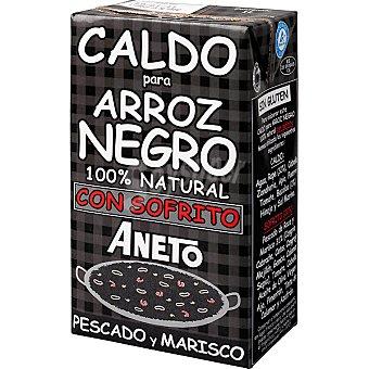 Aneto Caldo natural arroz negro 1l