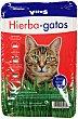 Hierba para gatos (Elimina las bolas de pelo) Caja de 120 g Natura