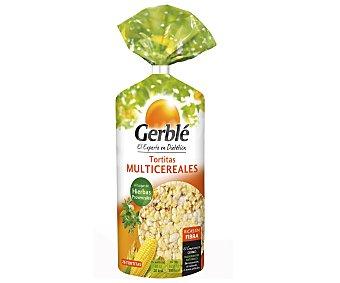 Gerblé Gerblé Tortita Multicereales 130 g