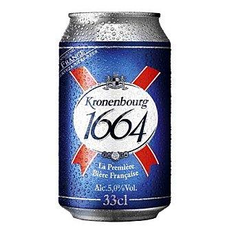 Kronenbourg Cerveza Lata 33 cl