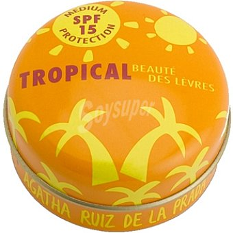 Ágatha Ruiz de la Prada Vaselina sabor tropical Caja 15 g