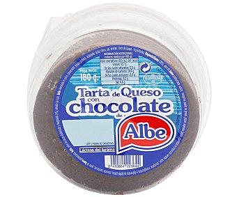 Albe Tarta de queso con chocolate 180 g