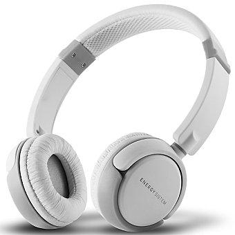 Energy Sistem Auriculares cerrados en color blanco tipo DJ  DJ300 1 unidad