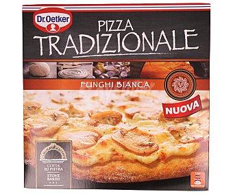 Tradizionale Dr. Oetker Pizza Funghi Bianca Caja 370 g