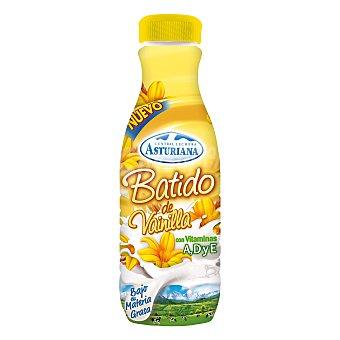 Central Lechera Asturiana Batido de vainilla Botella 1 litro