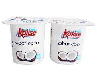 Kalise Yogur sabor Coco 4 Unidades de 125 Gramos