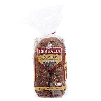 Panrico Pan de molde cerealia 5 semillas 560 g