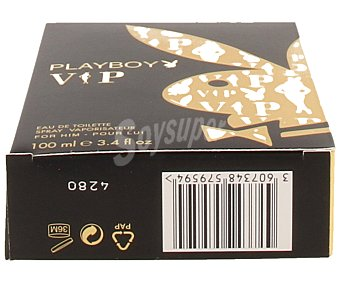 PLAYBOY VIP Colonia para caballero 100 ml
