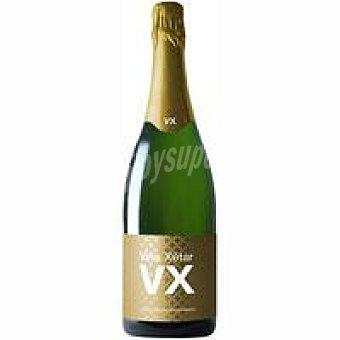 V.XETAR Vino Blanco Espumoso Semi-seco Botella 75 cl